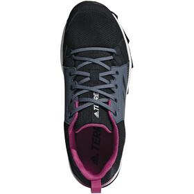 adidas TERREX TraceRocker GTX Zapatillas Trail Running Mujer, tech ink/legend ink/real magenta